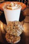 MaryJean Praline with Cookies
